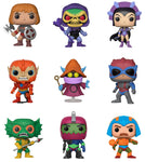 Funko POP! Television ~ MASTERS OF THE UNIVERSE 9-FIGURE SET w/SPECIALTY
