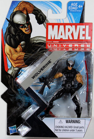 Marvel Universe ~ WOLVERINE (X-FORCE OUTFIT) ACTION FIGURE ~ HASBRO