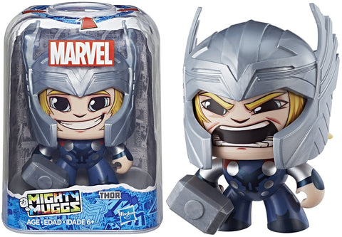 Mighty Muggs ~ THE MIGHTY THOR FIGURE (COMIC VERSION) ~ Hasbro Marvel