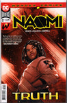 NAOMI #2 (FINAL PRINTING VARIANT) COMIC BOOK ~ DC Comics