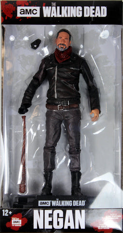"McFarlane Toys Color Tops ~ 7"" NEGAN FIGURE ~ from AMC's ""The Walking Dead"""