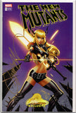 NEW MUTANTS: DEAD SOULS #1C SIGNED BY J. SCOTT CAMPBELL ~ JSC Exclusive w/COA