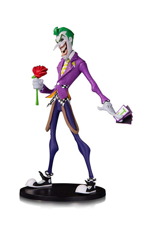 DC Comics Artist Alley ~ JOKER STATUE by HAINANU NOOLIGAN SAULQUE ~ DC
