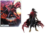 Final Fantasy: Dirge of Cerberus ~ VINCENT VALENTINE FIGURE ~ Play Arts KAI
