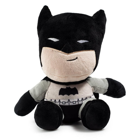 DC Comics ~ BATMAN: THE DARK KNIGHT PLUSH FIGURE ~ Phunny Kidrobot