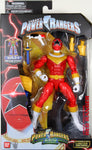Power Rangers Zeo ~ RED RANGER LEGACY ACTION FIGURE ~ Bandai ~ Limited