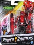 "Power Rangers Beast Morphers ~ 6"" RED RANGER ACTION FIGURE ~ MMPR Morphin"