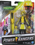 "Power Rangers Beast Morphers ~ 6"" YELLOW RANGER ACTION FIGURE ~ MMPR Morphin"