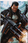 THE PUNISHER #11 (MAXX LIM BATTLE LINES VARIANT) COMIC BOOK ~ Marvel Comics