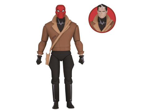 DC Collectibles ~ RED HOOD ACTION FIGURE ~ Batman: The Adventures Continue Series