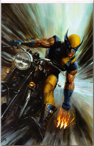 THE RETURN OF WOLVERINE #5 (ADI GRANOV EXCLUSIVE COVER) ~ Marvel Comics