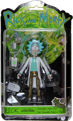 "Rick and Morty ~ 5"" RICK ACTION FIGURE ~ Funko R+M"