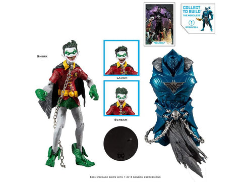 DC Multiverse Collector Wave 2 ~ 7-INCH ROBIN CROW