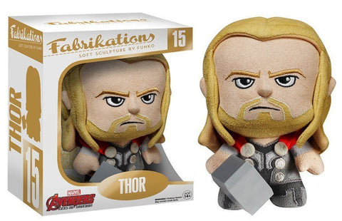 Funko Fabrikations ~ THOR PLUSH DOLL ~ IN STOCK ~ Marvel Avengers Age of Ultron