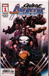 SAVAGE AVENGERS #1 (DAVID FINCH VARIANT COVER) COMIC BOOK ~ Marvel Comics