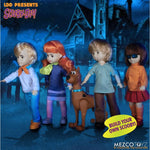 Mezco ~ LIVING DEAD DOLLS SCOOBY-DOO & MYSTERY INC. ACTION FIGURE SET