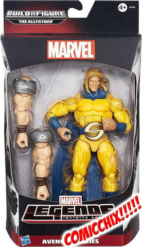 Marvel Legends - SENTRY Action Figure - Avengers Infinite