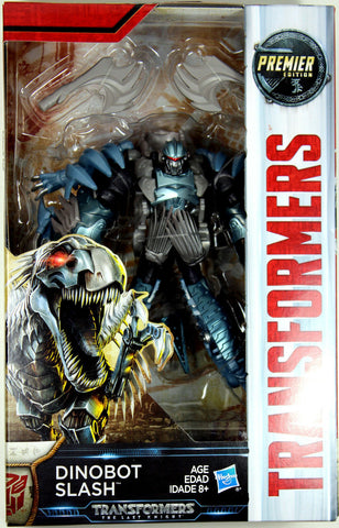 Transformers: Last Knight ~ DINOBOT SLASH ACTION FIGURE ~ Deluxe Class