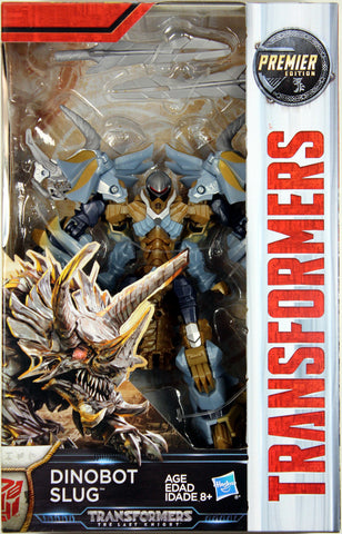 Transformers: Last Knight ~ DINOBOT SLUG ACTION FIGURE ~ Deluxe Class