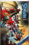 SPAWN #300 (OPENA VARIANT) COMIC BOOK ~ Image Comics
