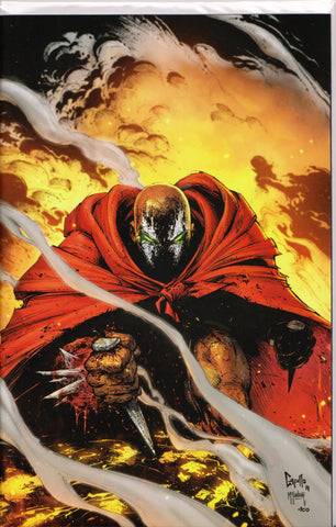 SPAWN #301 (GREG CAPULLO VIRGIN VARIANT) COMIC BOOK ~ Image Comics