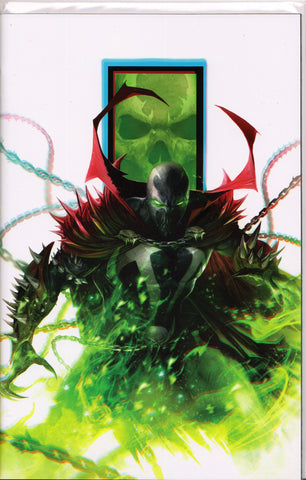SPAWN #301 (FRANCESCO MATTINA VARIANT) COMIC BOOK ~ Image Comics