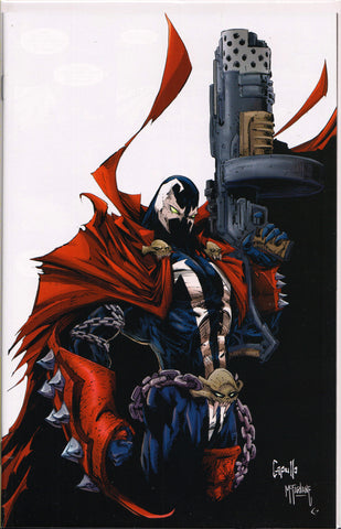 SPAWN #302 (TODD MCFARLANE VIRGIN VARIANT) COMIC BOOK ~ Image Comics