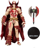 MORTAL KOMBAT ~ BLOODY SPAWN (BLOOD FEUD HUNTER)(SERIES 4) ACTION FIGURE ~ McFarlane Toys ~ PRE-ORDER