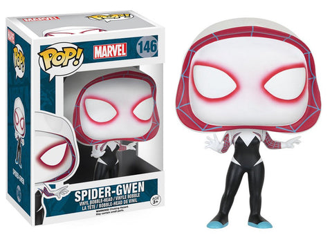Funko POP! Marvel ~ SPIDER-GWEN VINYL FIGURE ~ Very Cool Figure ~ Spider-Man