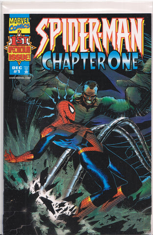 SPIDER-MAN: CHAPTER ONE #1 (MARVEL KNIGHTS)(DYNAMIC FORCES JAE LEE EXCLUSIVE) COMIC BOOK ~ Marvel Comics