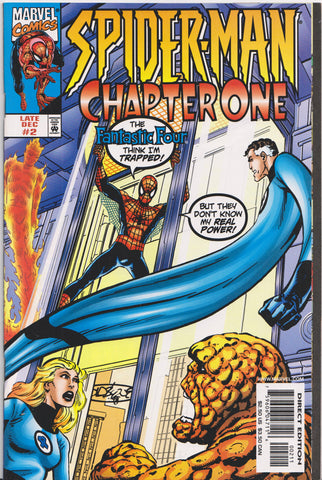 SPIDER-MAN: CHAPTER ONE #2 COMIC BOOK ~ Marvel Comics