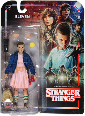 Stranger Things ~ ELEVEN ACTION FIGURE - McFarlane Toys / Netflix