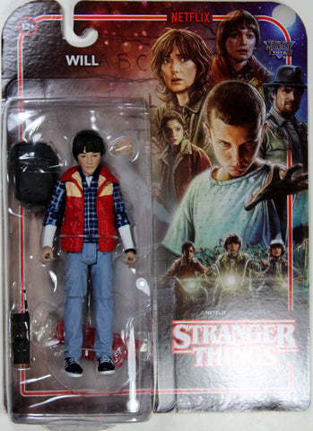 Stranger Things ~ WILL ACTION FIGURE - McFarlane Toys / Netflix