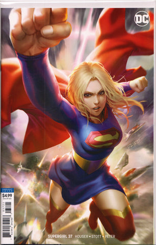 SUPERGIRL #37 (DERRICK CHEW VARIANT) COMIC BOOK ~ DC Comics ~ HOT