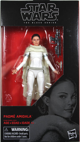 "Star Wars Black Series ~ 6"" PADME AMIDALA Action Figure ~ Episode II"
