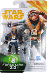 "Star Wars: Force Link 2.0 ~ 3 3/4"" RIO DURANT ACTION FIGURE ~ Hasbro"