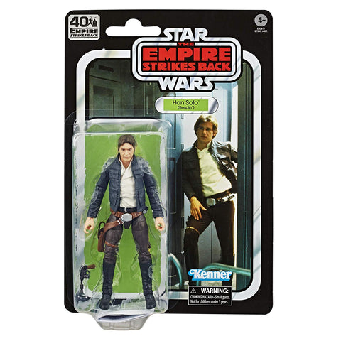 "Star Wars Black Series 40th Anniversary ~ 6"" HAN SOLO (BESPIN) ACTION FIGURE ~ Hasbro"