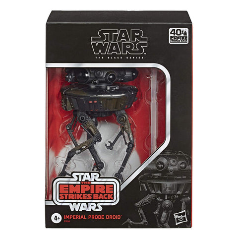 "Star Wars Black Series 40th Anniversary ~ 6"" IMPERIAL PROBE DROID ACTION FIGURE ~ Hasbro"