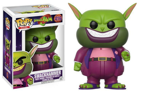 Funko POP! Movies ~ SWACKHAMMER VINYL FIGURE ~ Space Jam