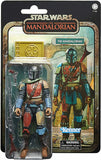 "Star Wars Black Series ~ 6"" THE MANDALORIAN CREDIT COLLECTION FIGURE EXCLUSIVE"
