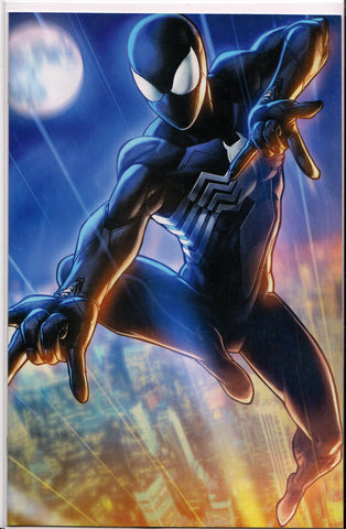 SYMBIOTE SPIDER-MAN #2 (BATTLE LINES VARIANT) COMIC BOOK ~ Marvel Comics