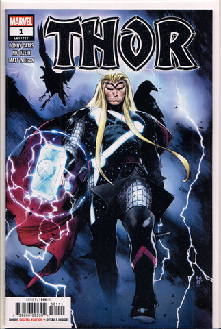 THOR #1 (COIPEL VARIANT) COMIC BOOK ~ Marvel Comics