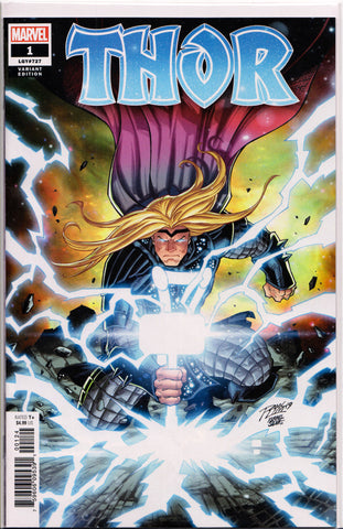 THOR #1 (RON LIM VARIANT) COMIC BOOK ~ Marvel Comics