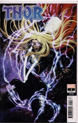 THOR #1 (WOO DAE SHIM VARIANT) COMIC BOOK ~ Marvel Comics