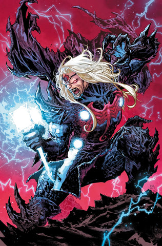 THOR #10 (KEN LASHLEY KNULLIFIED EXCLUSIVE VIRGIN VARIANT) COMIC BOOK ~ Marvel
