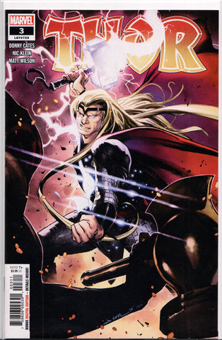 THOR #3 (1ST PRINT) COMIC BOOK ~ Marvel Comics