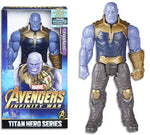 Avengers: Infinity War ~ THANOS ACTION FIGURE w/POWER FX PORT ~ Hasbro