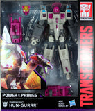 Transformers ~ HUN-GURRR ACTION FIGURE ~ Voyager Class ~ Power of the Primes