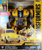 "Transformers: Bumblebee ~ 10"" ELECTRONIC POWER CHARGE BUMBLEBEE ACTION FIGURE"