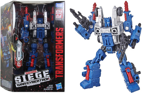 Transformers ~ COG ACTION FIGURE ~ Deluxe Class ~ Siege: War For Cybertron